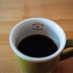 コーヒーの香りはしぶとい