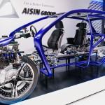 モーターショーは車の中身や部品を見られる絶好の機会