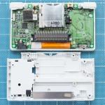 Nintendo DS Liteを分解して樹脂成形品のお勉強