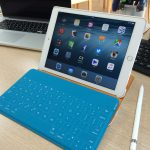 iPad Pro 9.7インチとBluetoothキーボードで快適モバイルライフはやってくるか?