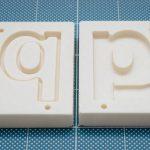3Dプリンタで「型」をつくっての樹脂成形にトライ