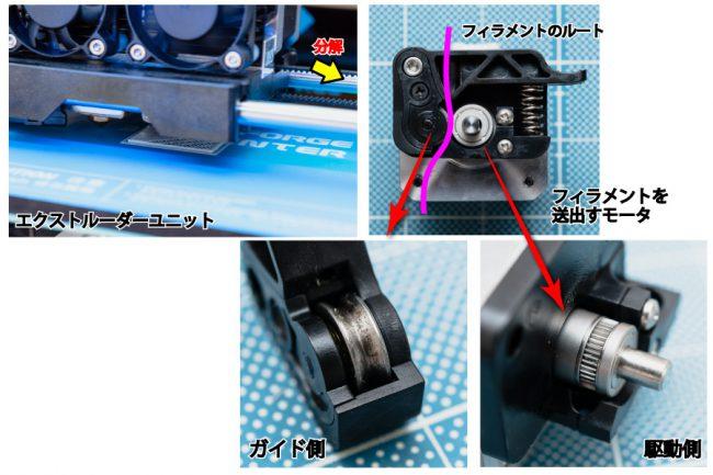 3Dプリンタメンテ1